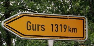 Mahnmal Gurs (Foto: Stadtverwaltung Neustadt)