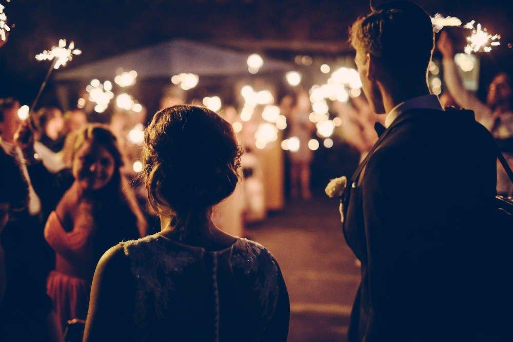 Symbolbild Hochzeit Feier (Foto: Pixabay)