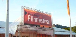 Großes Kinozelt vergangener Festivals (Foto: Hannes Blank)