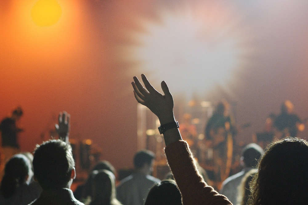 Symbolbild Konzert (Foto: Pixabay)