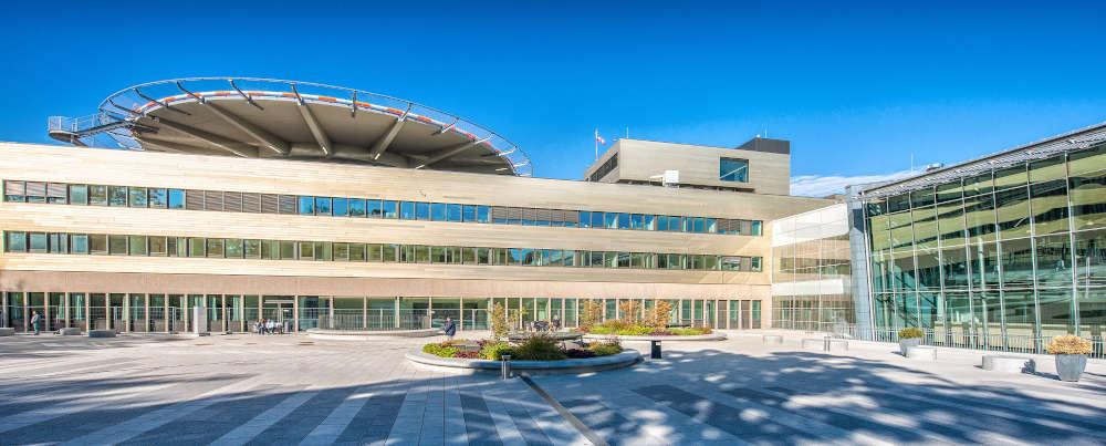 Neue Chirurgische Universitätsklinik Heidelberg (Foto: Universitätsklinikum Heidelberg)