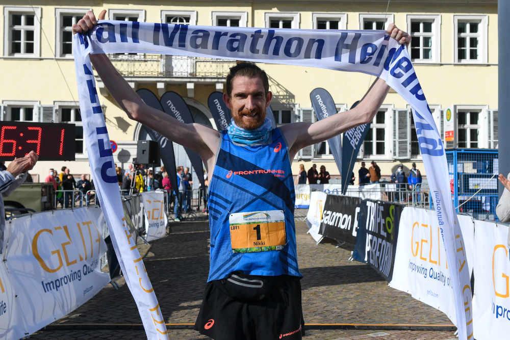 Nikki Johnstone ist der Sieger Salomon Long Distance Trail (Foto: PIX Sportfotos)