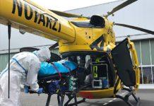 Kampf an der Coronafront: Von Mitte März bis Ende Juni verzeichnete die ADAC Luftrettung rund 450 Corona-Einsätze mit gesichertem Befund oder Verdachtsfall. Bei jedem zehnten handelte es sich um einen Spezialeinsatz mit Verlegung des Patienten von Klinik zu Klinik. (Foto: ADAC Luftrettung)