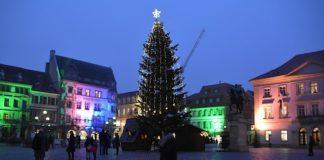 Landau leuchtet: In der Innenstadt herrscht weihnachtliches Flair. (Quelle: Stadt Landau)