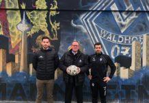 SV Waldhof Mannheim e.V. eröffnet Torwartschule (Foto: SVW Mannheim)