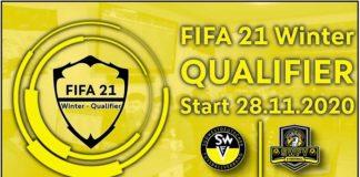 eFOOTBALL Winter Qualifier 2020