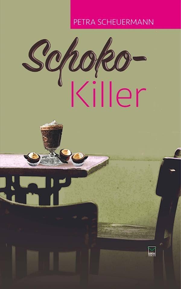 "Cover ""Schoko-Killer"" (Foto: Leinpfad-Verlag)"
