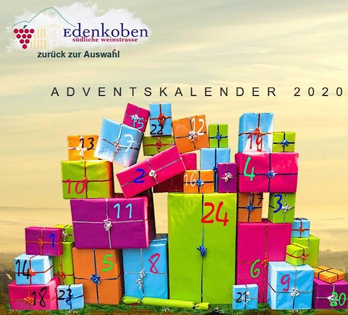 Adventskalender (Foto: Stadt Edenkoben)