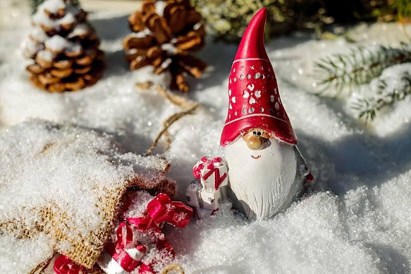 Symbolbild Weihnachtsmann Santa Claus (Foto: Pixabay/Couleur)