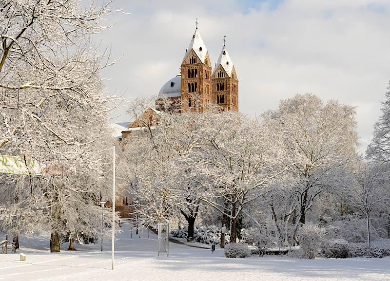Dom Weihnachten im Schnee (Foto: KlausLandry)