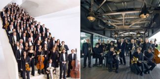 hr-Sinfonieorchester und hr-Bigband (Foto: hr/Ben Knabe/Dirk Ostermeier)