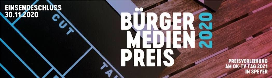 Bürgermedienpreis 2020