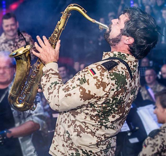 Musikkorps der Bundeswehr (Foto: Stefan Müller)