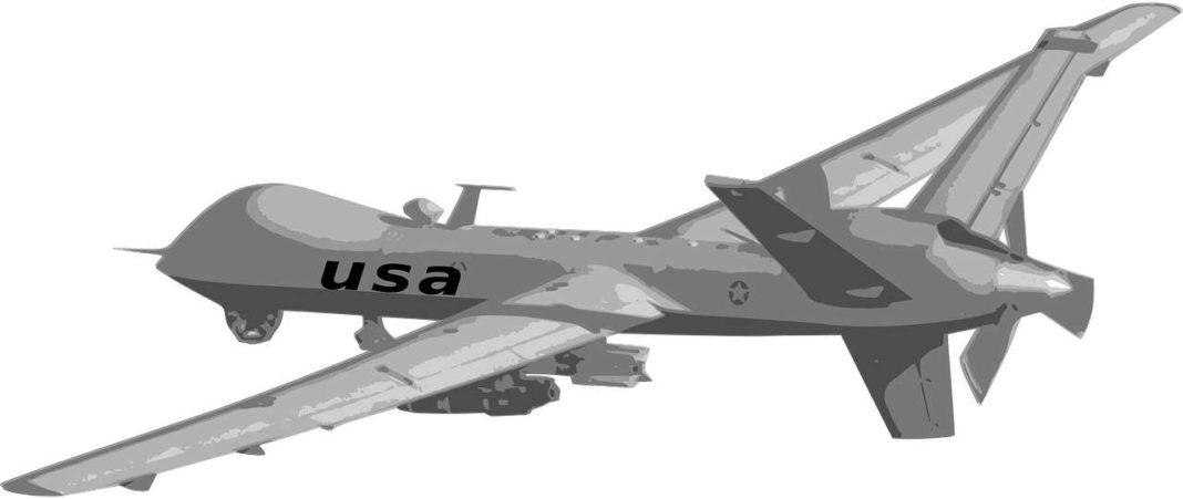 Symbolbild USA Drohne (Foto: Pixabay)
