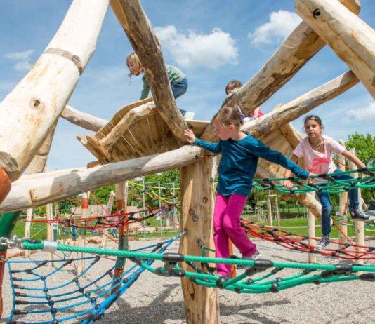 alla hopp!-Anlage Schwetzingen (Foto: Dietmar Hopp Stiftung)