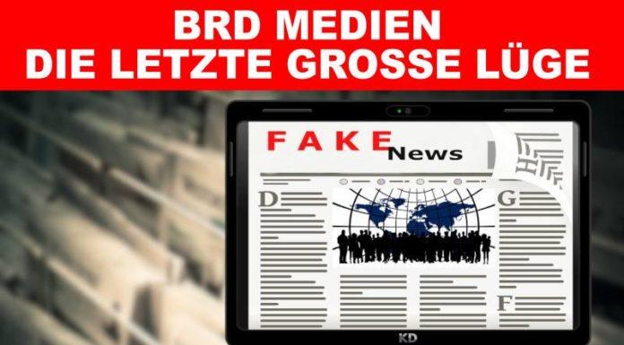 BRD-Medien - Die letzte große Lüge