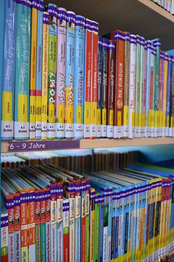 Lesestoff für den Lockdown: Die Stadtbibliothek Landau bietet ab sofort einen Abholservice an. (Quelle: Stadt Landau)
