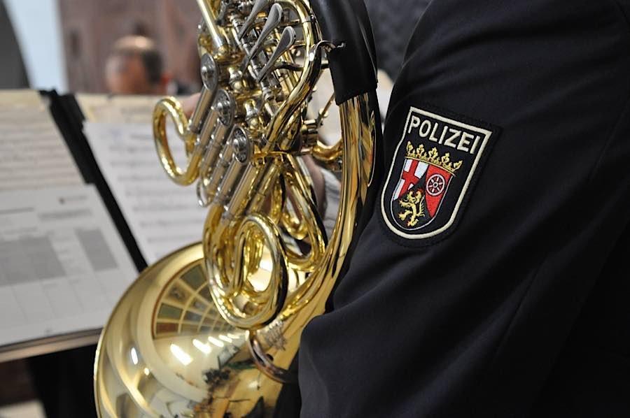 Landespolizeiorchester Rheinland-Pfalz (Foto: Polizei RLP)