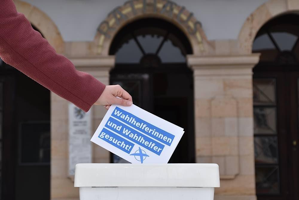 Zur Durchführung der Landtagswahl am 14. März 2021 sucht die Stadtverwaltung Landau noch Wahlhelferinnen und Wahlhelfer. (Quelle: Stadt Landau)