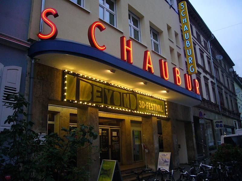 Schauburg (Foto: Hannes Blank)