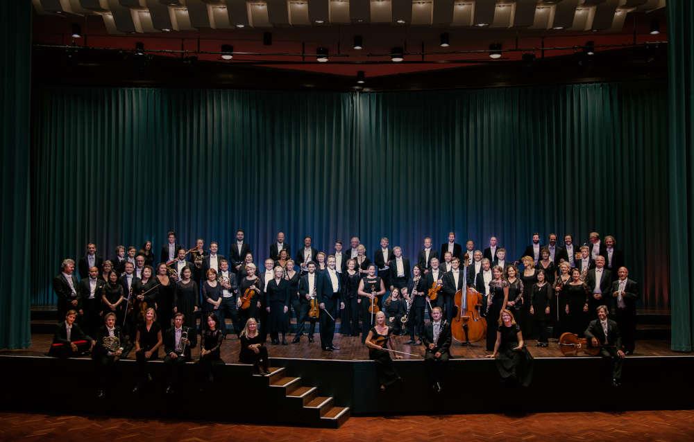 Dt. Staatsphilharmonie Rheinland-Pfalz (Foto: Felix Broede)