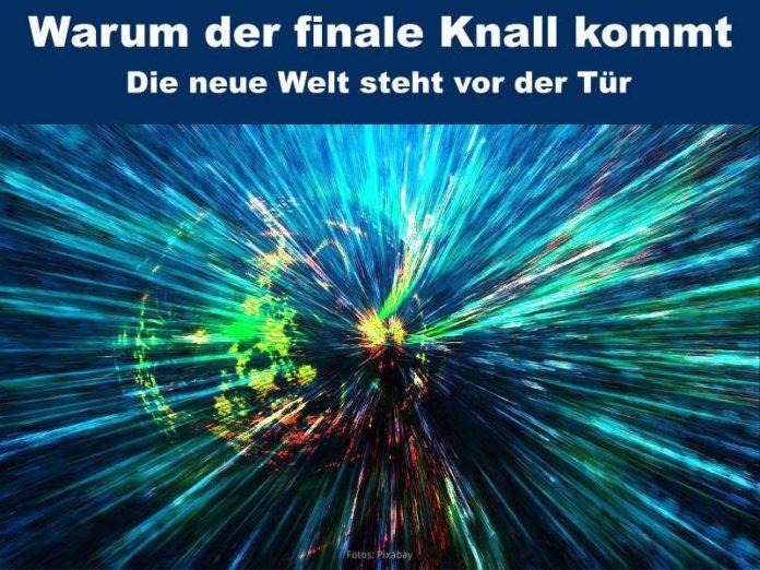 Warum der finale Knall kommt - Foto: Pixabay