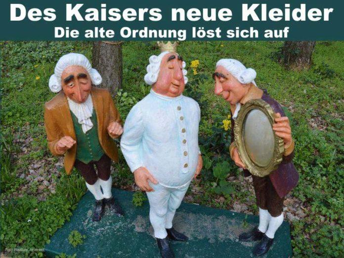Des Kaisers neue Kleider - Pixabay: reverent
