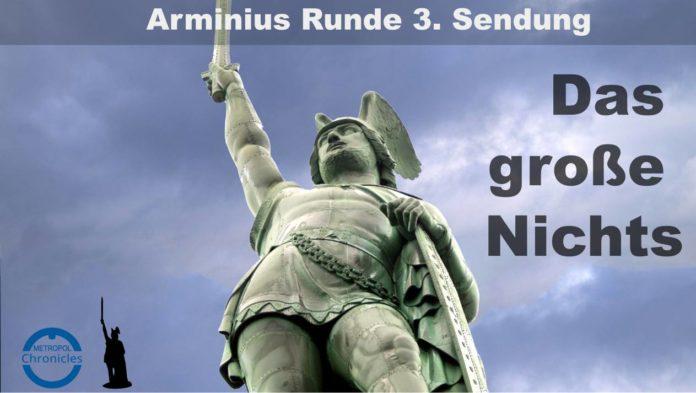 Arminius Runde - Sendung Nr. 3