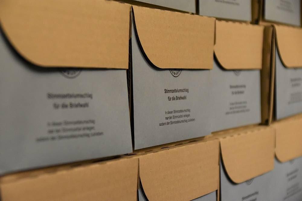 Bei der Stadtverwaltung Landau laufen die Vorbereitungen auf die Landtagswahl im März. (Quelle: Stadt Landau)