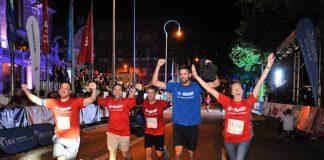 Läufer beim SRH Dämmer Marathon (Foto: pix-Sportfotos)