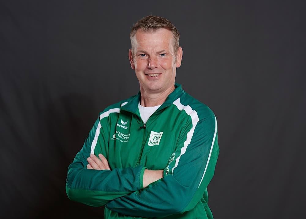 Trainer Ralf Straub (Foto: GES/Rheinbrüder)