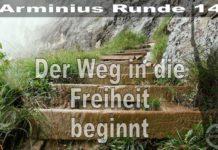 Arminius Runde 14 - Der Weg in die Freiheit beginnt