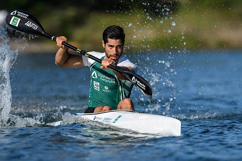 Saeid Fazloula (Foto: GES/Rheinbrüder)