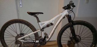 Mountainbike der Marke Specialized (Quelle: Polizei RLP)