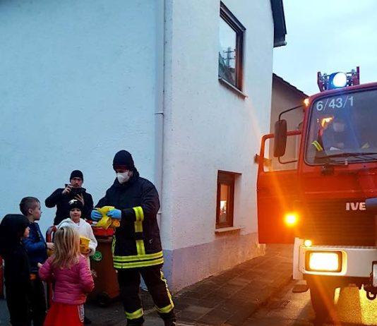 Faschings-Aktion (Foto: Stadtverwaltung Neustadt)