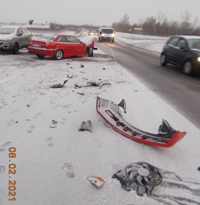 Unfall B271 (Foto: Polizei RLP)