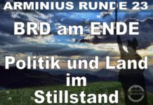 Arminius Runde 23 - BRD am Ende - Politik und Land im Stillstand