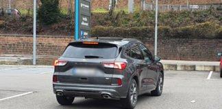 Fahrzeug des Tatverdächtigen (Foto: Metropolnews)
