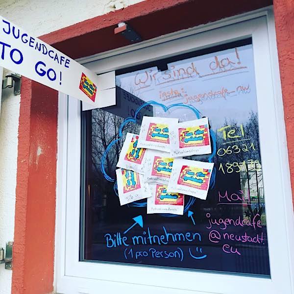 Jugendarbeit to go (Foto: Stadtverwaltung Neustadt)