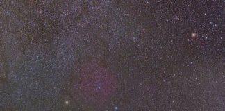 In Teilen des Pfälzerwalds noch möglich: eine relativ ungestörte Sicht auf den Sternenhimmel (Foto: Christian Mücksch)