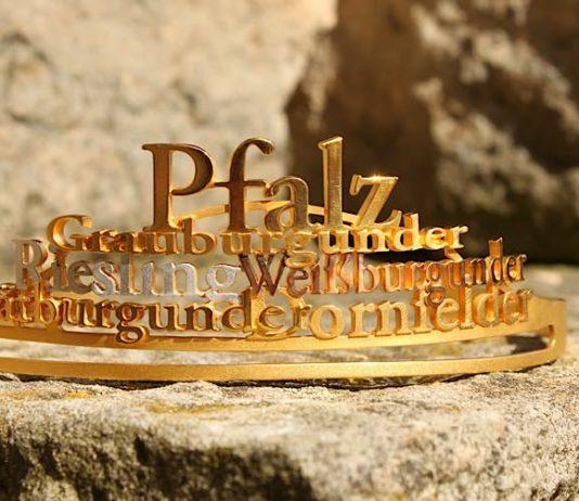 Krone der Pfälzischen Weinkönigin (Foto: Pfalzwein e.V.)