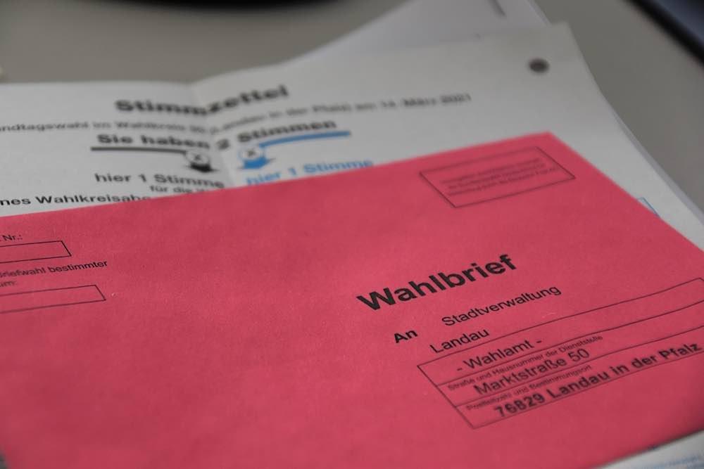 Am 14. März wird in Rheinland-Pfalz gewählt. (Quelle: Stadt Landau)