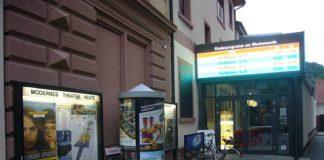 """Das Kino """"Modernes Theater"""" in Weinheim (Foto: Hannes Blank)"""