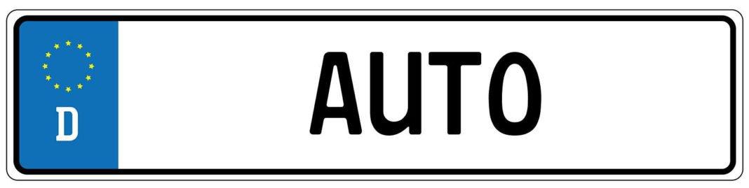 Symbolbild Auto Kfz Zulassung (Foto: Pixabay/Michael Schwarzenberger)