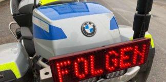Symbolbild Polizeimotorrad (Foto: Polizei RLP)