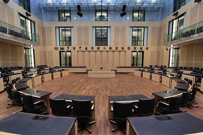 Gebäude des Bundesrates - Innenansicht (Foto: Bundesrat)