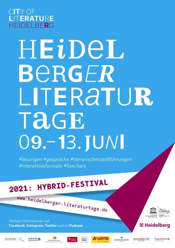 Heidelberger Literaturtage (Quelle: Stadt Heidelberg)