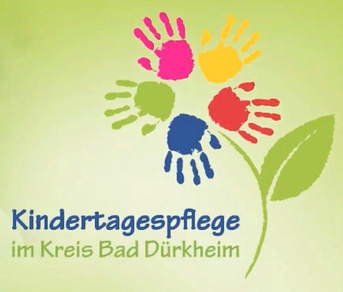 Logo Kindertagespflege (Foto: Kreisverwaltung Bad Dürkheim)