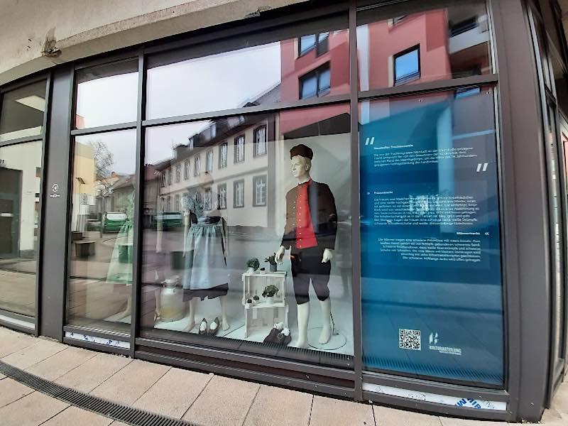 Ausstellung im Klemmhof (Foto: Stadtverwaltung Neustadt)