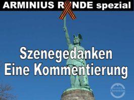 Arminius Runde Spezial: Szenegedanken - Eine Kommentierung